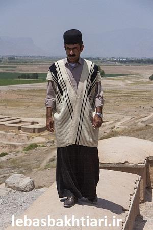 شلوار دبیت مردان بختیاری-خرید لباس بختیاری مردانه، زنانه و بچه گانه محلی(فروش|ارسال رایگان)