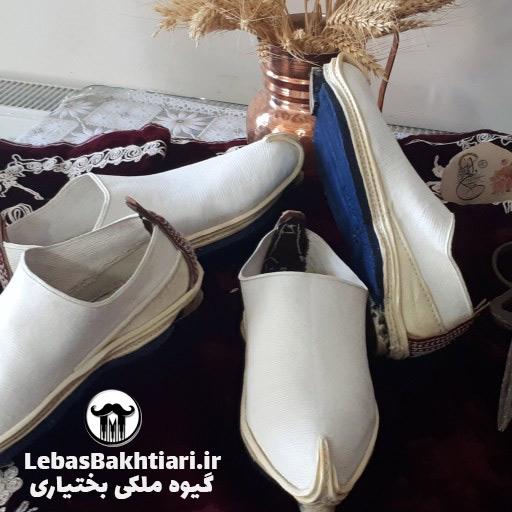 خرید اینترنتی گیوه ملکی از سایت لباس بختیاری